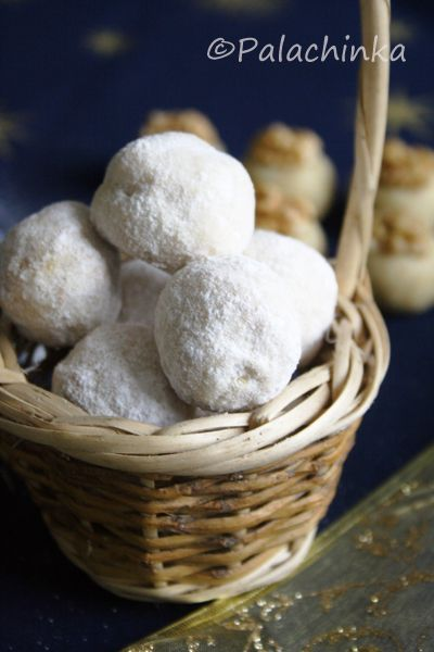 Cococnut & Vanilla Balls