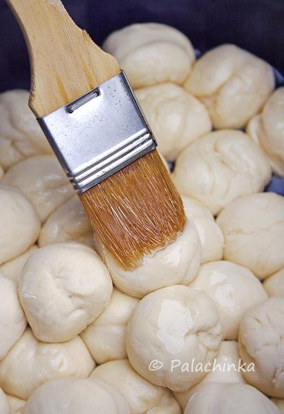 Nadlackie Halušky, preparation