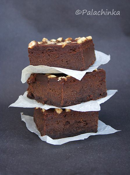 Muscovado Brownies