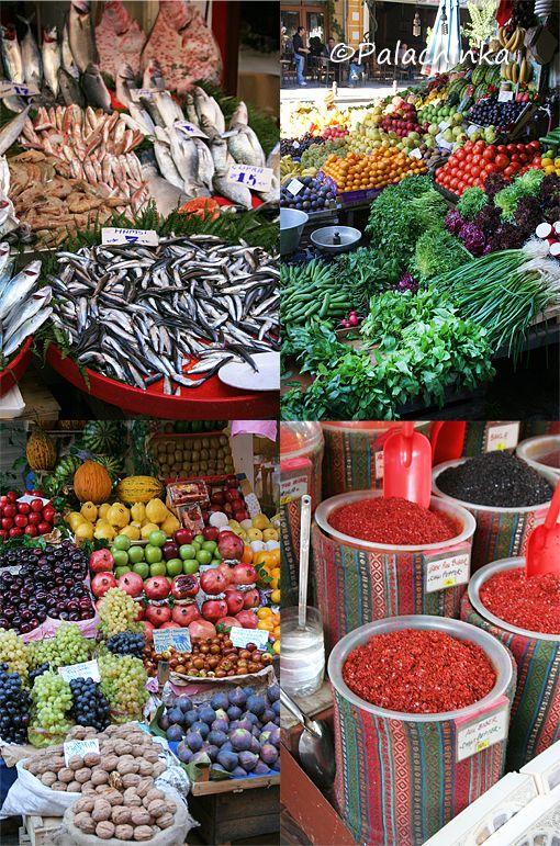 Istanbul Farmers Market