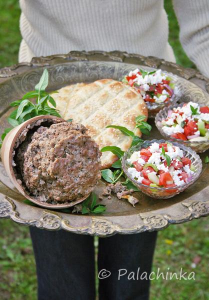 Çömlek kebab