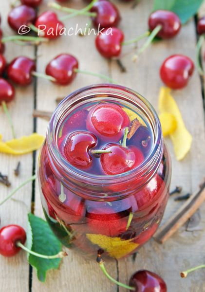 Grappa Cherry Preserve
