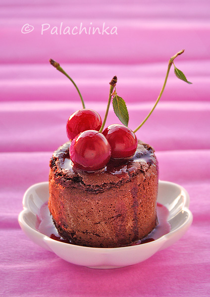 Royal Cherry Cake