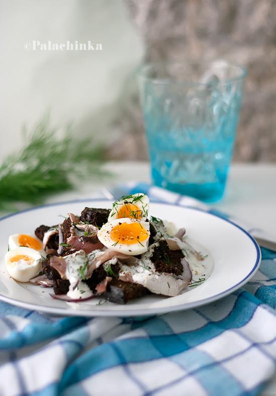 Kilu Salad