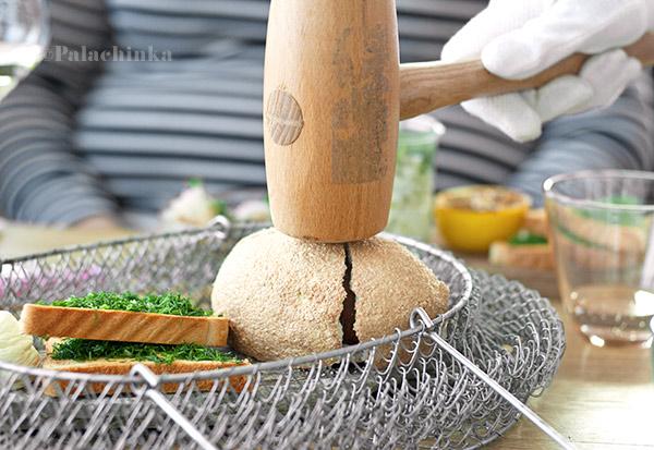 Oko Resto, Rye Bread
