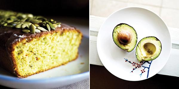 andmorefood: Avocado Loaf Cake