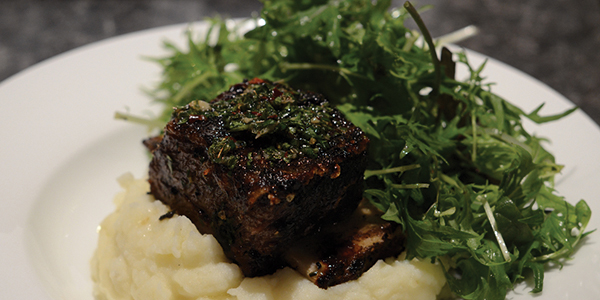 Rice & Kai: Angus Beef Short Ribs With Chimichurri