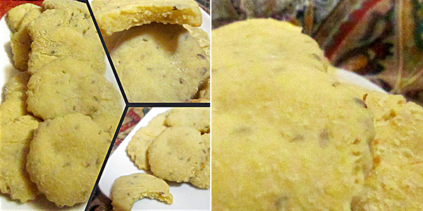 Chef Mireille's Global Creations: Spiced Savory Sables