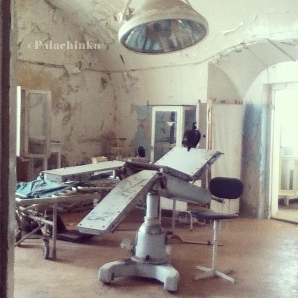 Patarei Vangla, hospital