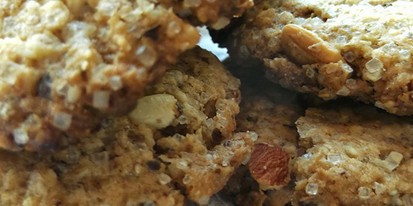 Pinch of salt: Oat & Wheat Cookies